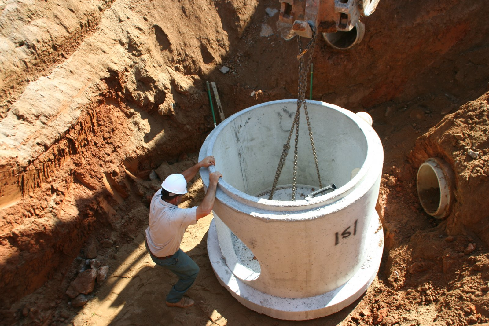 ... Install And Repair Storm Drainage Systems. Related Services Including  Total Site Work, Erosion Control, Grading And Excavation, And Boulder Walls  Are ...